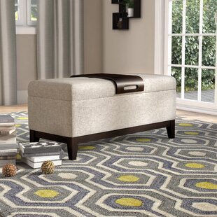 Harleigh Upholstered Storage Bench