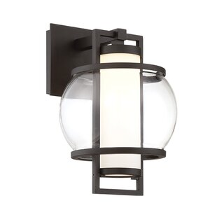 Order Lucid LED Outdoor Wall Lantern By Modern Forms