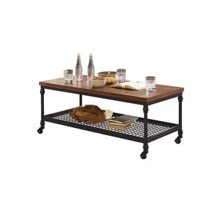 Hogans Coffee Table Williston Forge