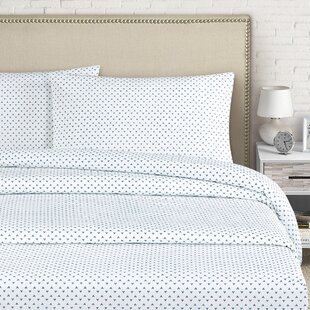 Holden 250 Thread Count Cotton Percale Sheet Set