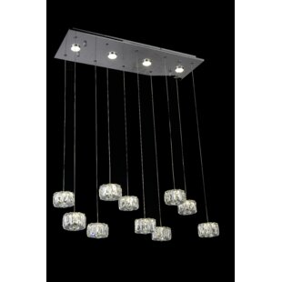 Baggett LED Cascade Pendan..
