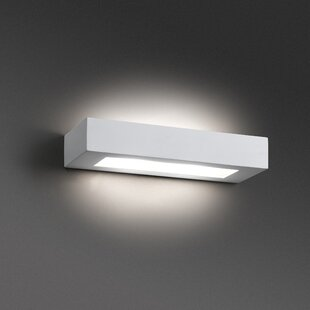 Battery indoor wall lights wayfair 2 light wall sconce aloadofball Image collections