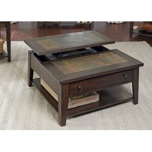 Leadville North Coffee Table with Lift Top by Loon Peak