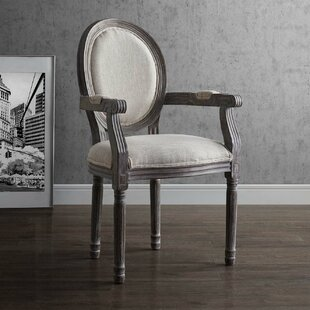 Vicente Vintage French Upholstered Dining Chair