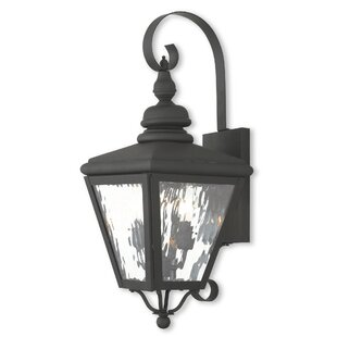 Guillory Outdoor Wall Lantern By Three Posts Outdoor Lighting