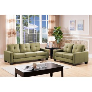 Configurable Living Room Set by Wildon Home�