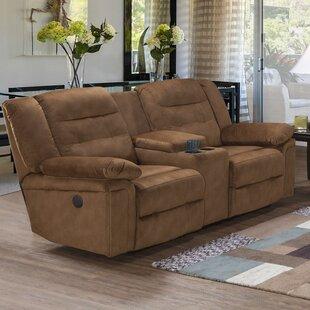 Serta Upholstery Arnold Reclining Sofa by Red Barrel Studio