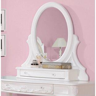Inexpensive Whitney Bathroom/Vanity Mirror ByViv + Rae