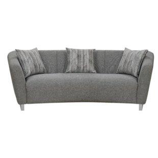 Rivet Sofa by Orren Ellis