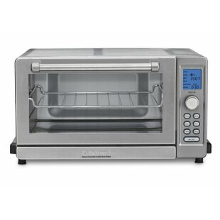 0.6 Cu. Ft. Deluxe Convection Countertop Oven