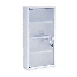 First Aid 30cm X 60cm Surface Mount Medicine Cabinet By Zeller