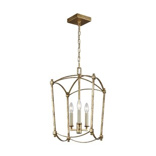 Ophelia & Co. Macon 3-Light Lantern Chandelier