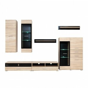 Voucher Entertainment Center by ContempStyle