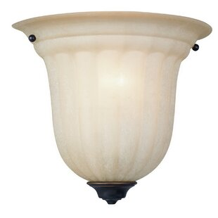 Goldston 1-Light Large Wall Sconce By Andover Mills Wall Lights
