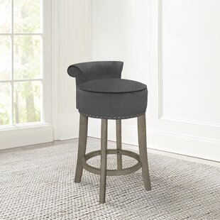 Counter 24 27 Glam Bar Stools Counter Stools You Ll Love In 2021 Wayfair