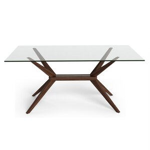 Updike Beechwood Greenwich Dining Table by George Oliver