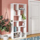 Gurney Geometric Bookcase by Brayden Studio®