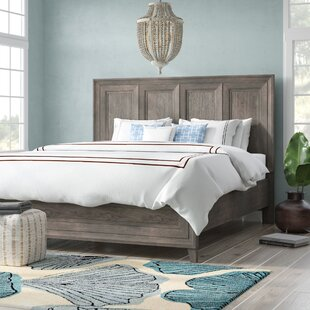 Stoughton Panel Bed by Rosecliff Heights