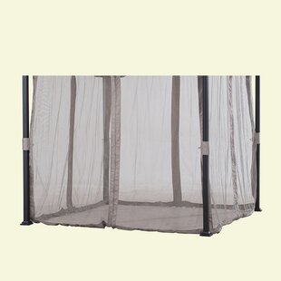 Mosquito Netting Screen by Sunjoy