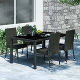 Abbeyville 5 Piece Dining Set