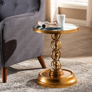 Selvage End Table by World Menagerie