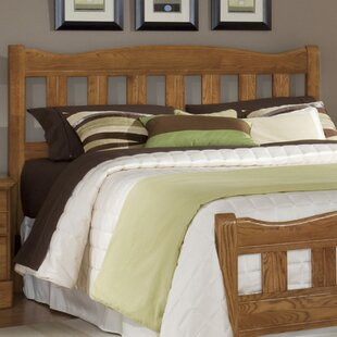 Creek Side Headboard by Carolina Furniture Works, Inc.