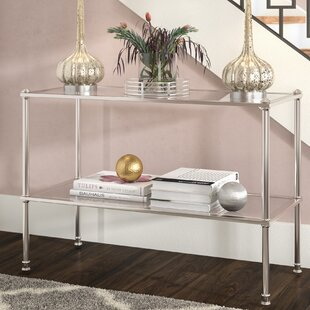 Karsten Sofa/Console Table by Willa Arlo Interiors