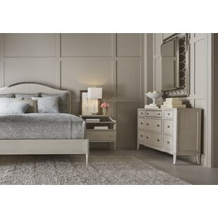 Kibler 9 Drawers Dresser with Mirror by Rosdorf Park