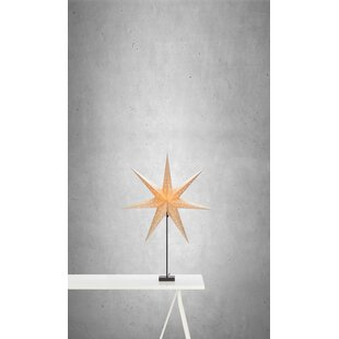 Sales 1 Light Solvalla Table Star Christmas Lamp