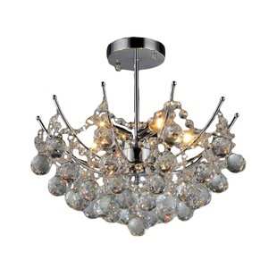 Affordable Price Yulia 5-Light Chandelier By Willa Arlo Interiors
