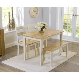 Bench Seating Dining Table Sets You Ll Love Wayfair Co Uk