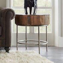 L'Usine End Table by Hooker Furniture