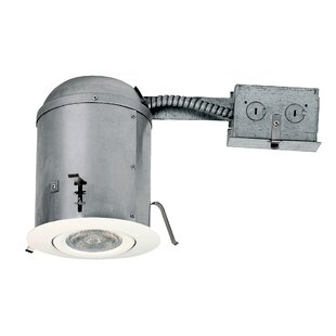 Royal Pacific IC Airtight Remodel Recessed Lighting Kit