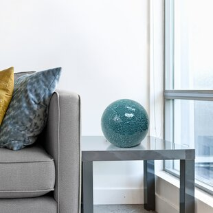 Best Choices Arvin Simple Designs Mosaic Ball 8 Table Lamp By Bloomsbury Market