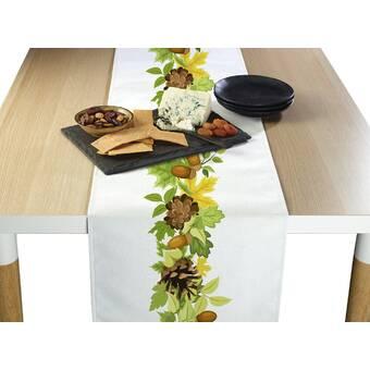 One Allium Way Harworth Enchanting Table Runner Wayfair