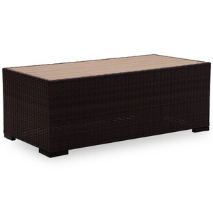 Southport Wicker Coffee Table