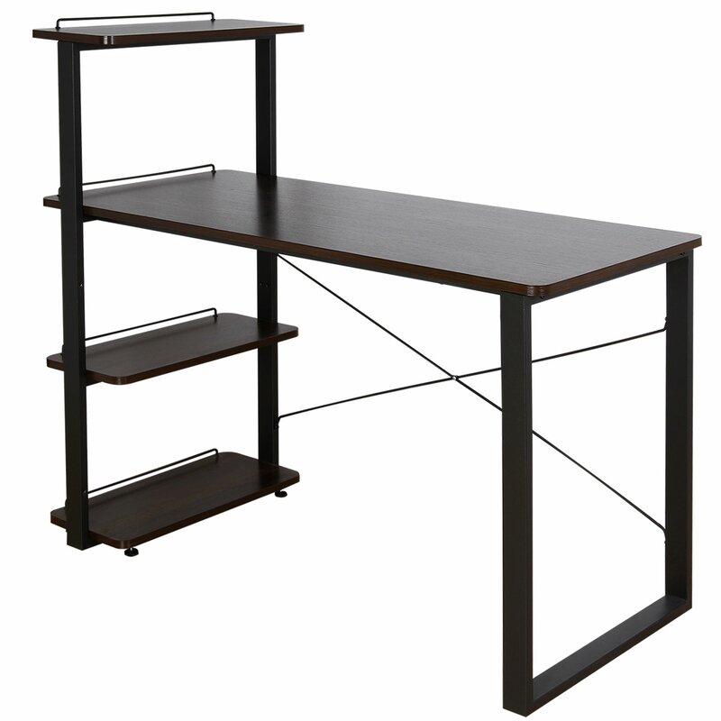 Latitude Run Hoehne Multi-functional Computer Desk & Reviews | Wayfair