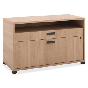 HON Manage Credenza 2-Drawer Lateral Filing Cabinet