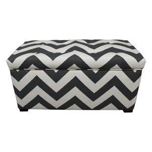 Sole Designs Fabric Storage Bench
