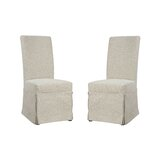 Dumfries Upholstered Dining Chair (Set of 2)