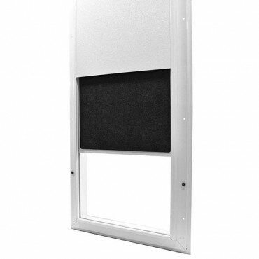 Performance Electronic Pet Door Wall Mount