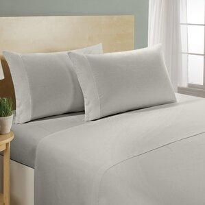 murray hill thread count 100 cotton sheet set