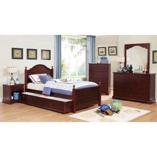 Chauncy Panel Configurable Bedroom Set by Harriet Bee