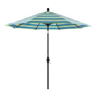 Golden State Series 9' Market Sunbrella Umbrella by California Umbrella Comparison