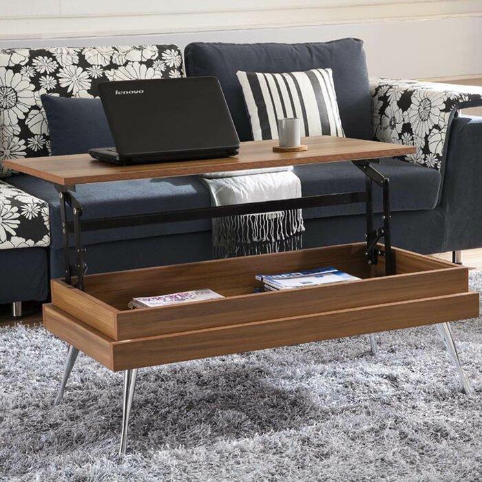Cornelia Lift Top Coffee Table with Storage