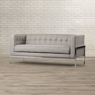 Bandy Loveseat by Brayden Studio