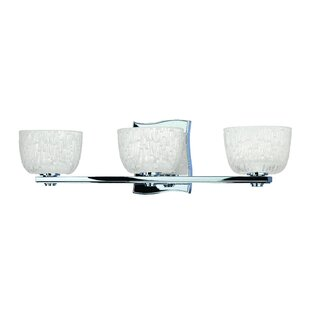 Valerie 3-Light Vanity Light By Orren Ellis Wall Lights