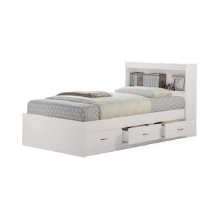 Airdrie Twin Captain's Bed with 3 Drawers