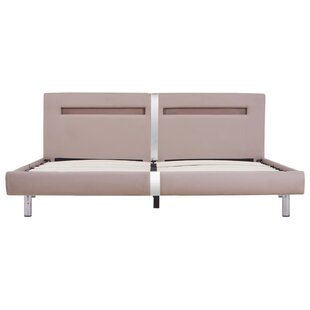 Osseo Upholstered Bed Frame By Mercury Row