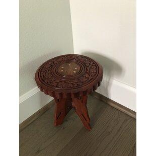 Fuzion Home Decor Folding End Table